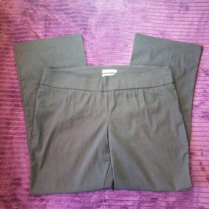 BOGO Rickis size 16 brown pull on pants